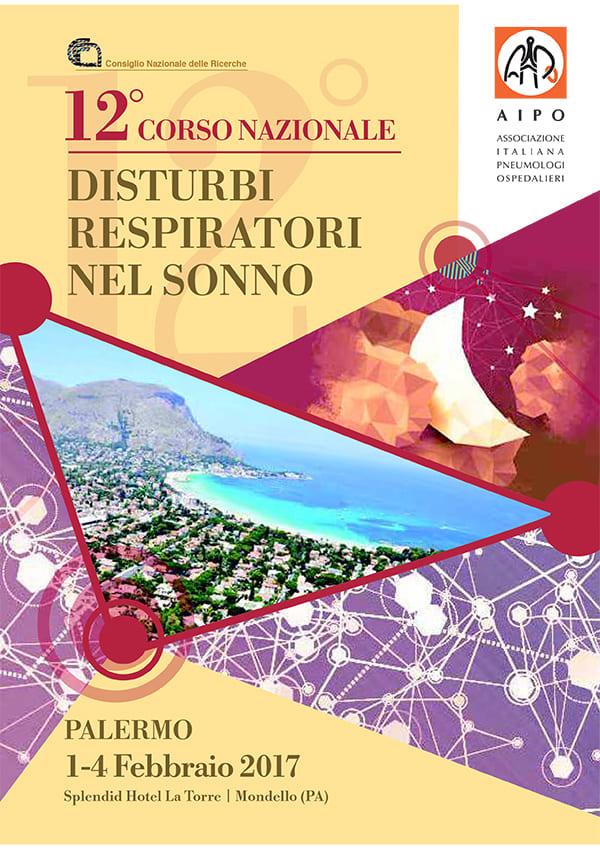 12° Corso Nazionale Disturbi Respiratori nel Sonno