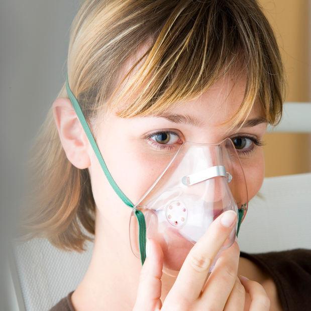 che cos'è l'ossigenoterapia